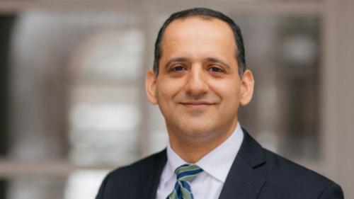 Dartmouth Professor Amro Farid