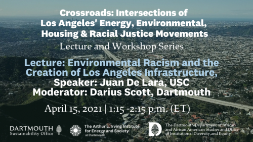 Crossroads: Intersections of Los Angeles' Energy, Environmental, Housing & Racial Justice Movements