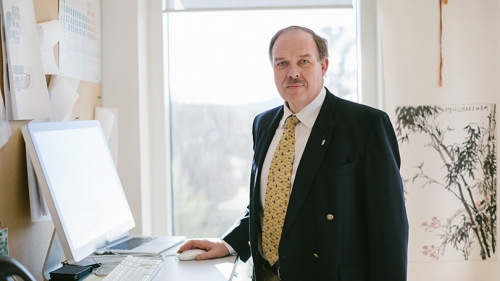 Professor Ian Baker