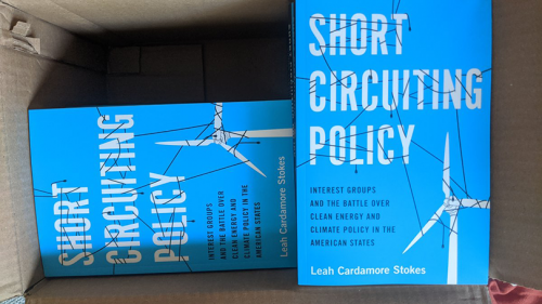 Short circuiting policy book covers