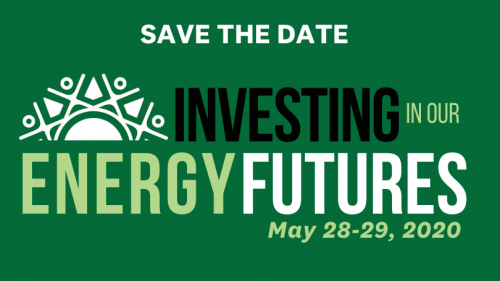 save the date Investing in our energy futures may 28-29, 2020