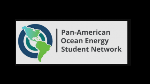Pan American Ocean Energy Student Network logo