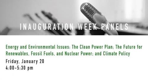 Energy and Environmental Issues: The Future for Renewables, Fossil Fuels, and Nuclear Power