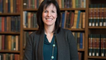 Elizabeth Wilson, IIES Director
