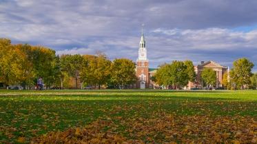 Dartmouth campus