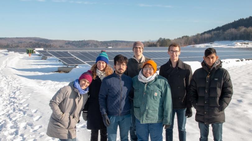 Elizabeth Copper Mine Solar Project 2