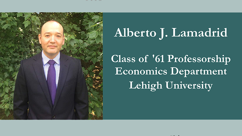 Alberto J. Lamadrid