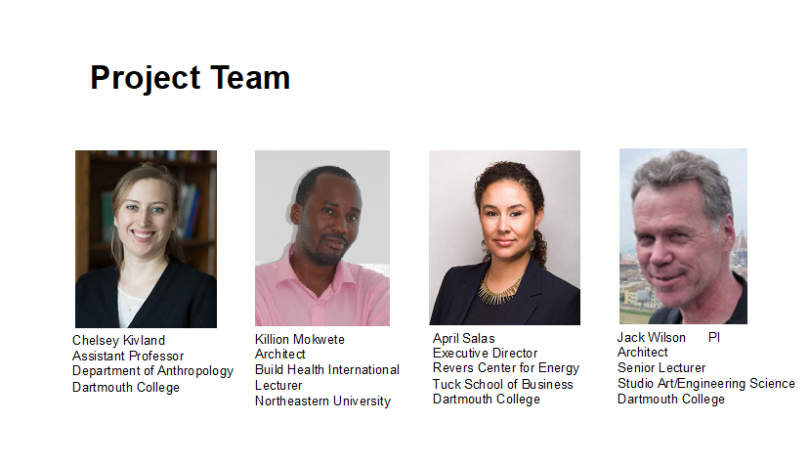 Wilson Project Team